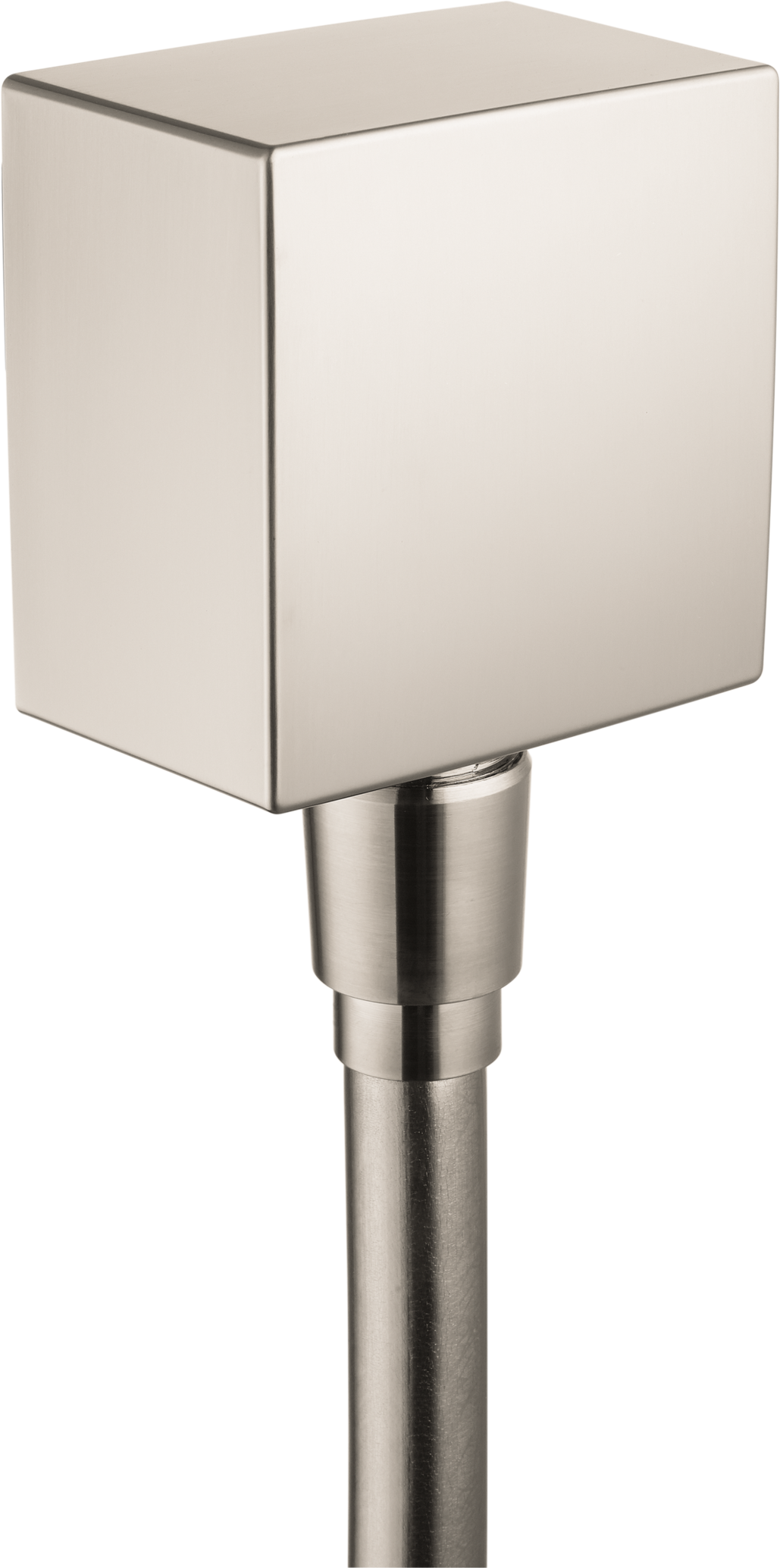 Axor AXOR Square Wall Outlet with Check Valves