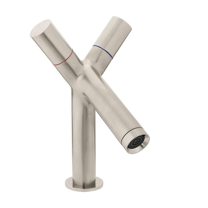 Axor Axor Starck 2-Handle Single-Hole Faucet