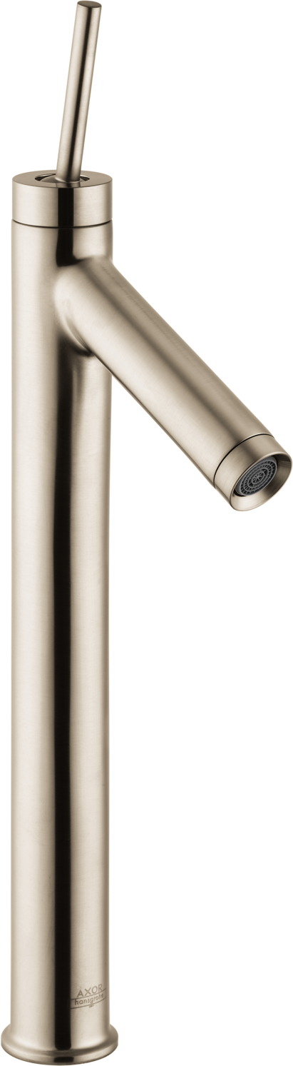 Axor AXOR Starck Single-Hole Faucet without Pop-Up, Tall, 1.2 GPM