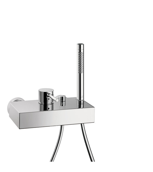 Axor Axor Starck X Wall-Mounted Tub Filler