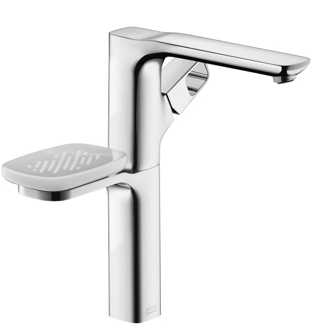 Axor Axor Urquiola Single-Hole Faucet without Pop-Up, Tall