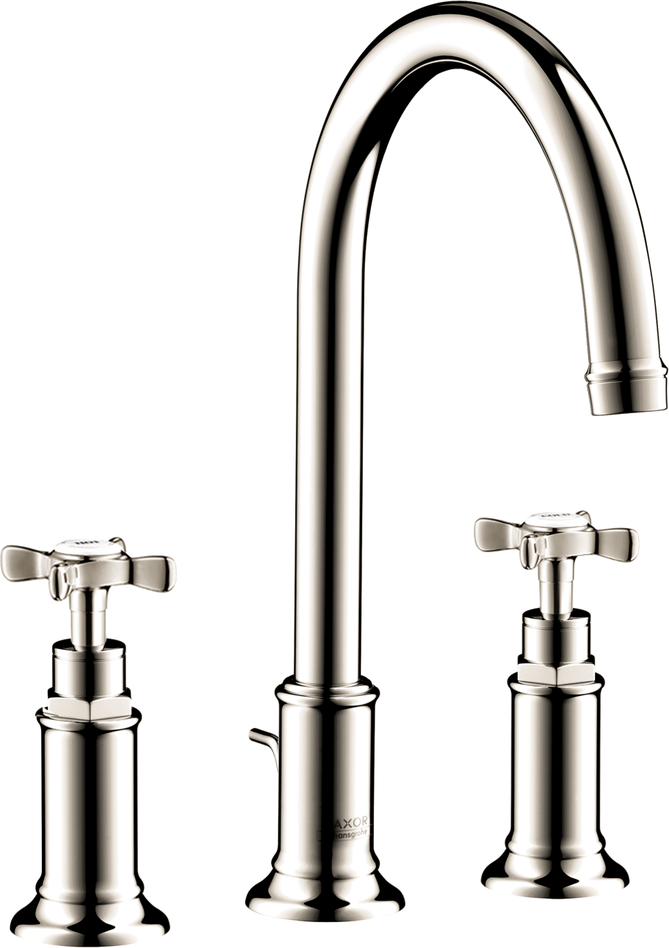 Axor AXOR Montreux Widespread Faucet with Cross Handles, 1.2 GPM