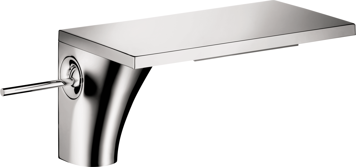 Axor AXOR Massaud Single-Hole Faucet without Pop-Up, 1.2 GPM