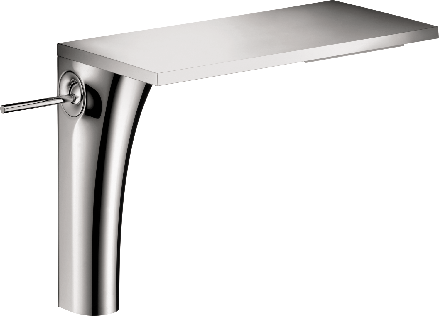 Axor AXOR Massaud Single-Hole Faucet without Pop-Up, Tall, 1.2 GPM