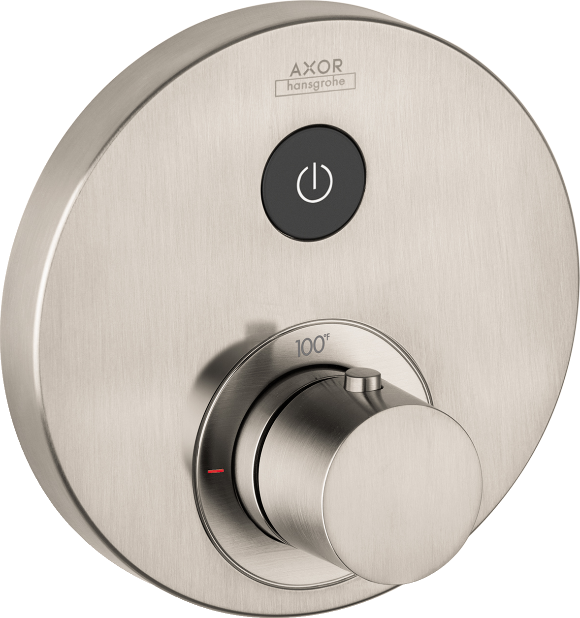 Axor AXOR ShowerSelect Round Thermostatic 1-Function Trim