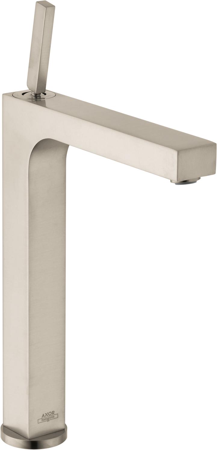 Axor AXOR Citterio Single-Hole Faucet, Tall, 1.2 GPM