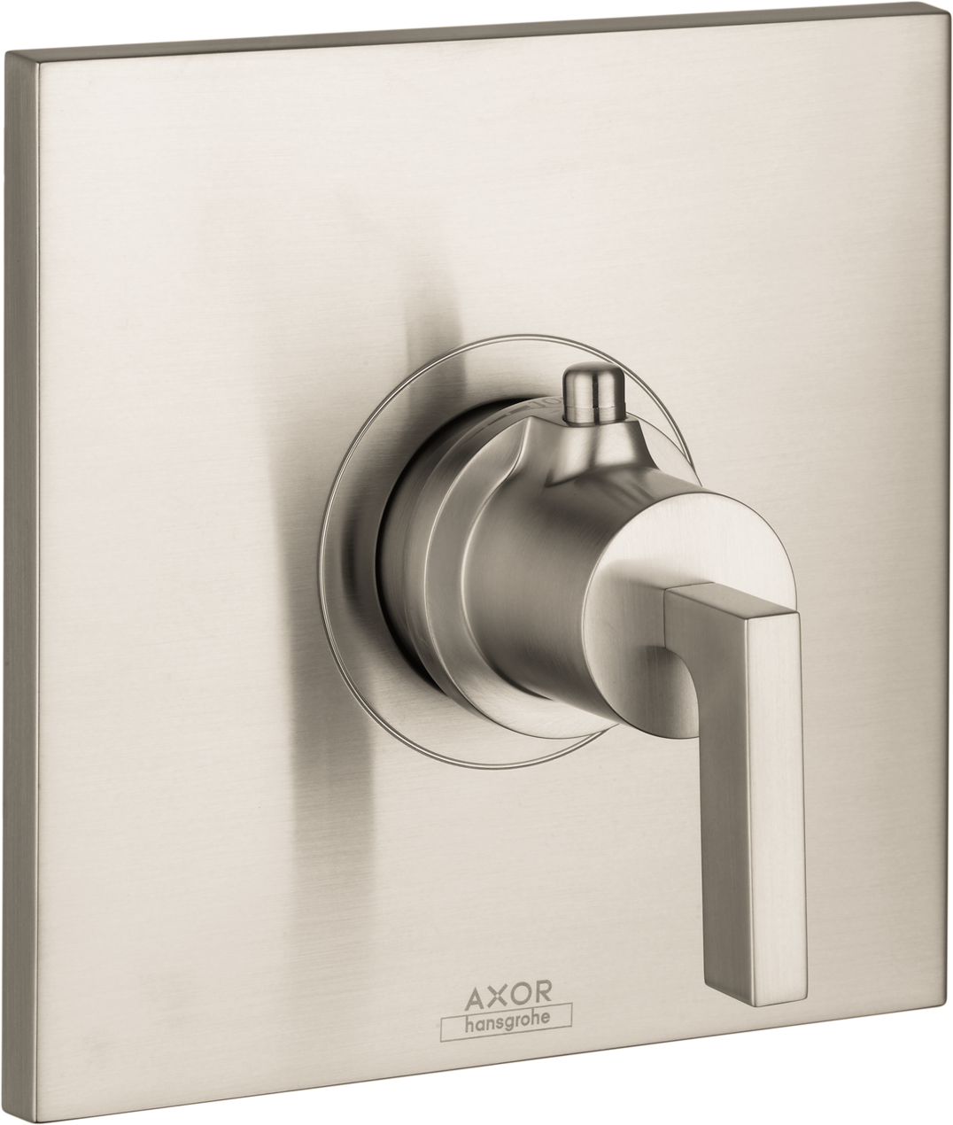 Axor AXOR Citterio Thermostatic Trim with Lever Handle, Highflow