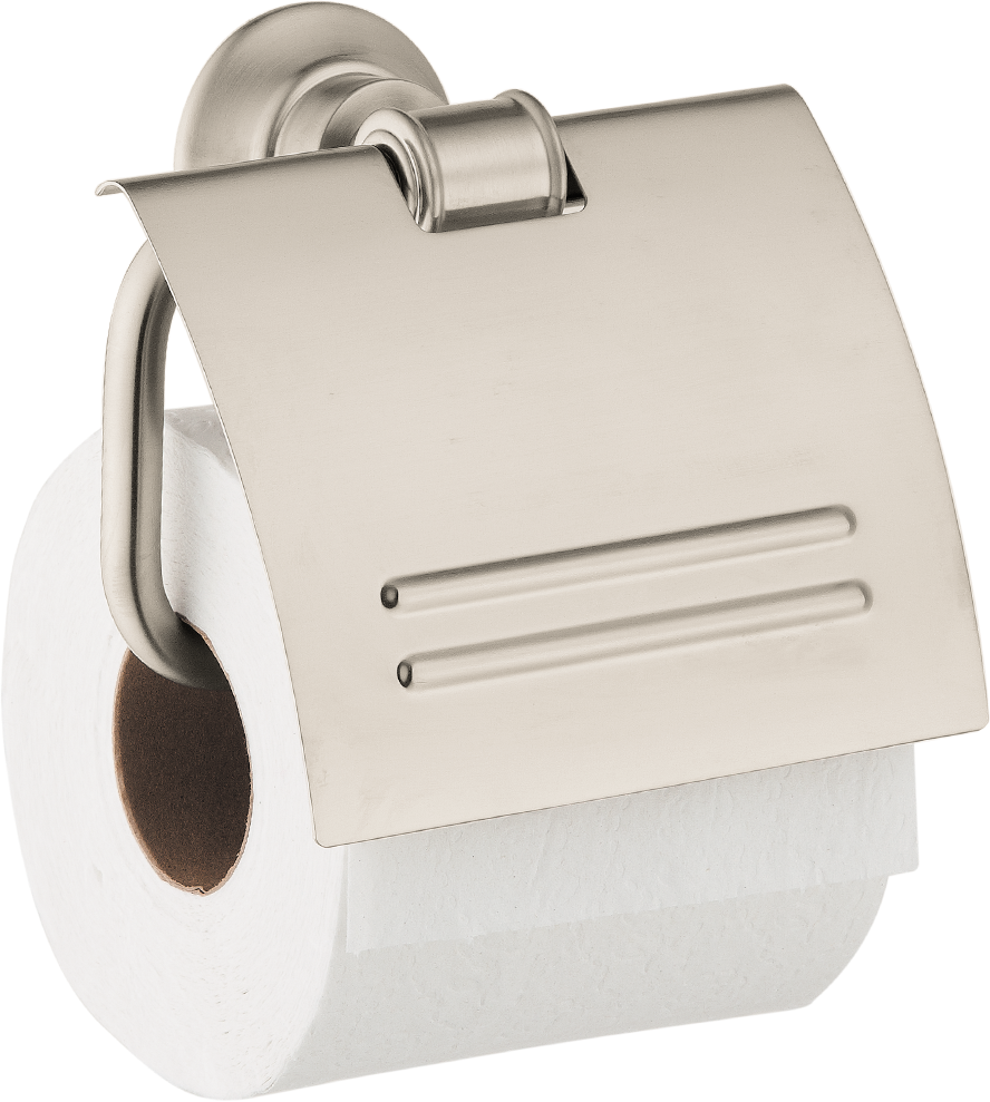 Axor AXOR Montreux Toilet Paper Holder with Cover