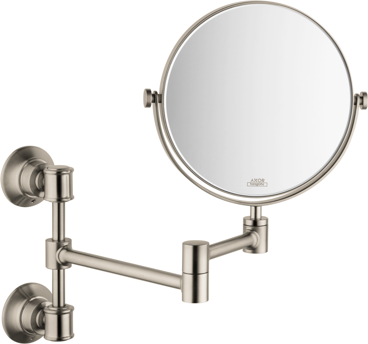 Axor AXOR Montreux Pull-Out Shaving Mirror