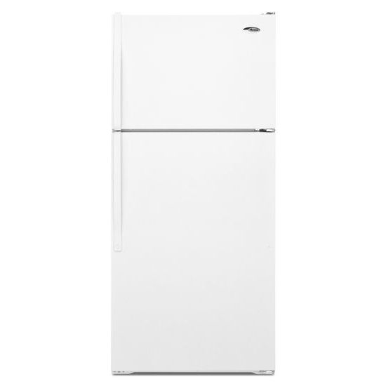 17.6 cu. ft. Top-Freezer Refrigerator with Wire Freezer Shelf