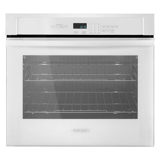 27-inch Wall Oven with 4.3 Cu. Ft. Capacity