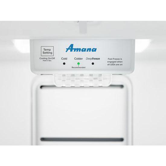 16 cu. ft. Upright Freezer with Energy-Saving Insulation