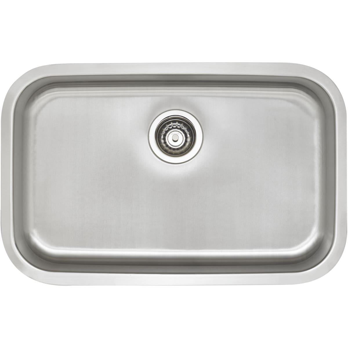 "Blanco Stellar 28"" Single Basin Undermount Stainless Steel Kitchen Sink"