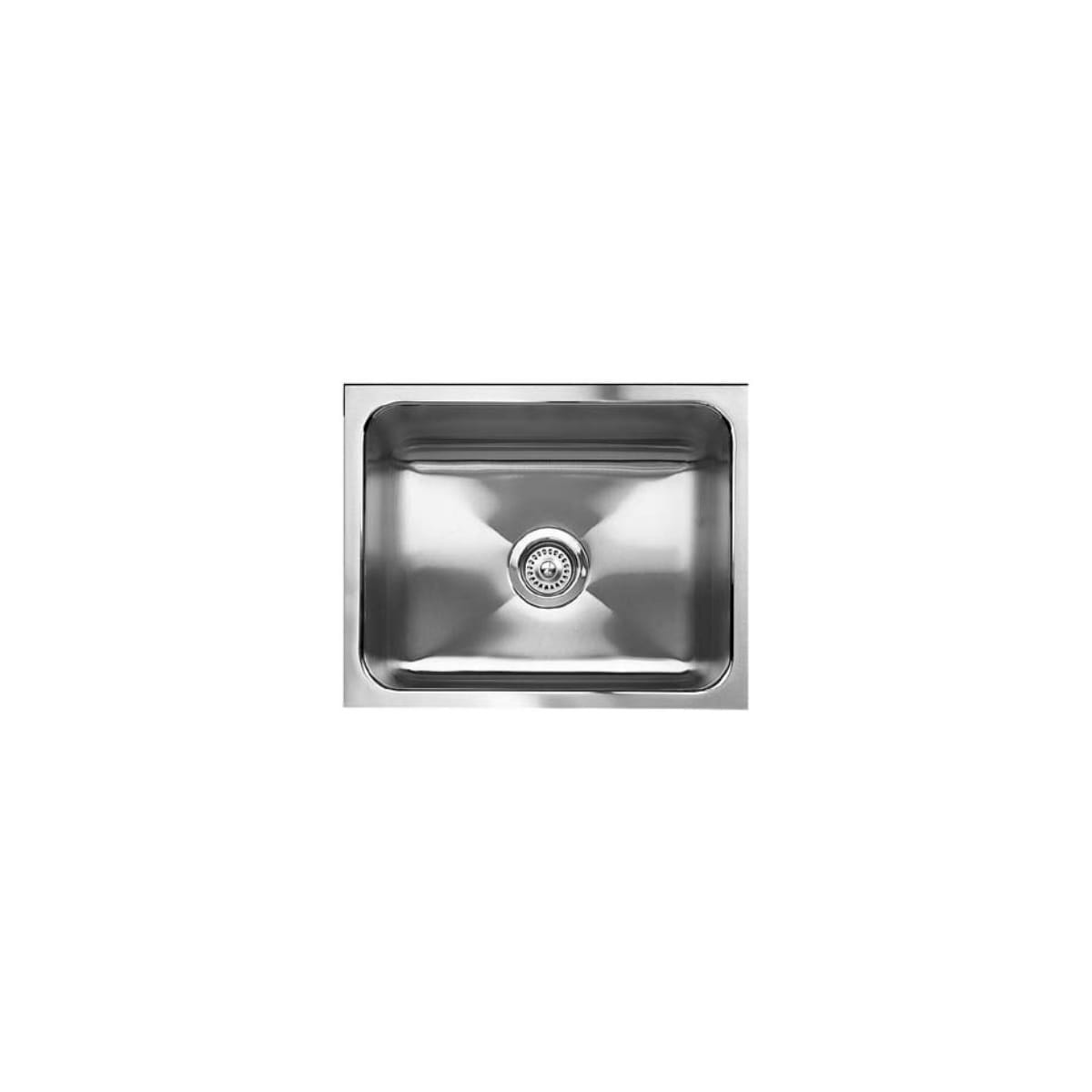 "Blanco Magnum 21"" Undermount Single Basin Stainless Steel Kitchen Sink"