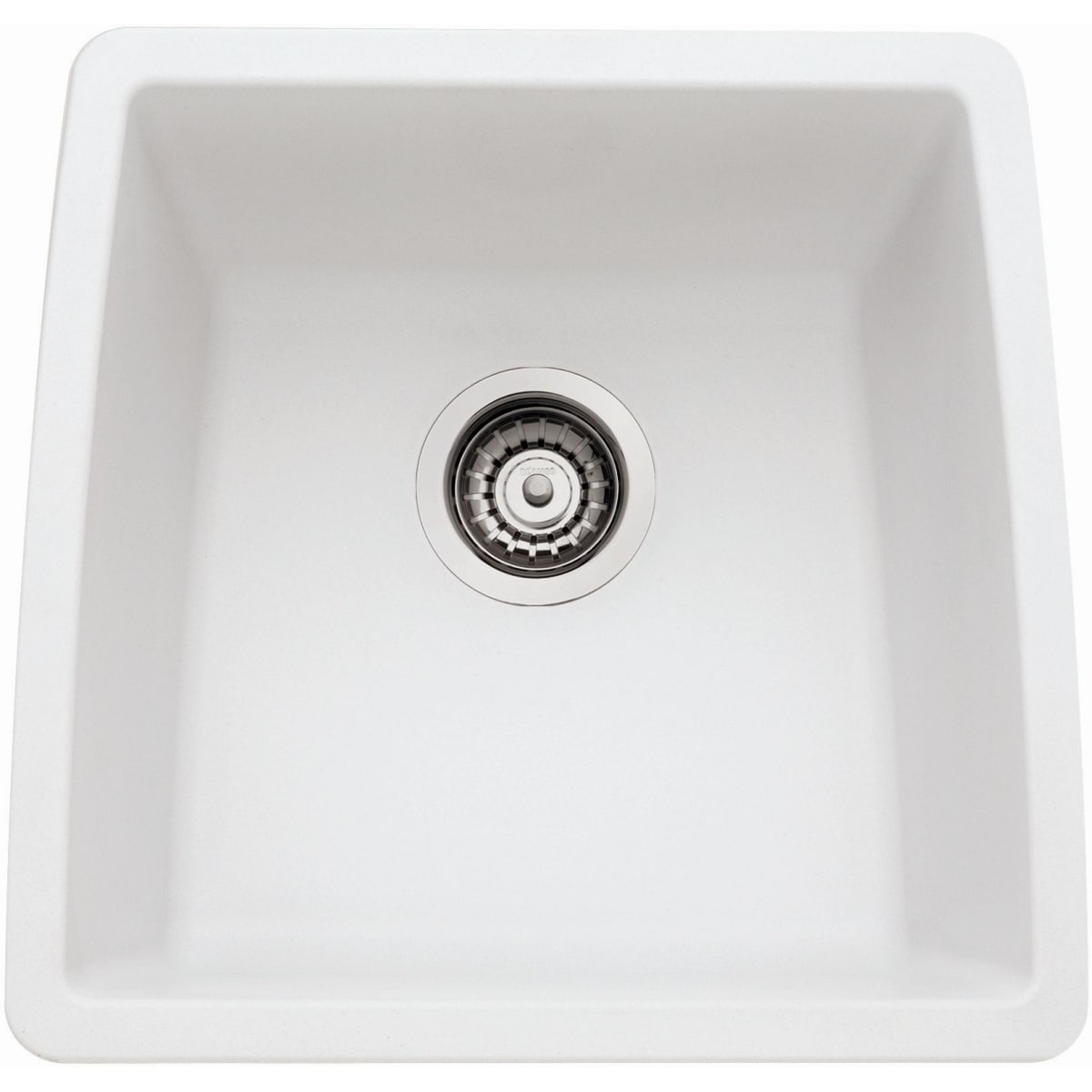 "Blanco Performa 17-1/2"" Undermount Single Basin Composite Kitchen Bar Sink"