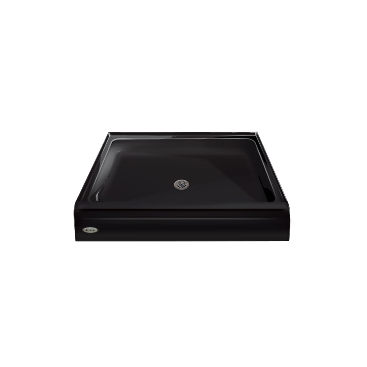 """Jacuzzi Cayman 36"""" x 36"""" Single Threshold Shower Pans with Center Drain"""