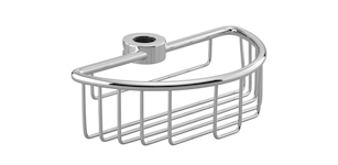 DornBracht Shower basket for subsequent mounting on riser