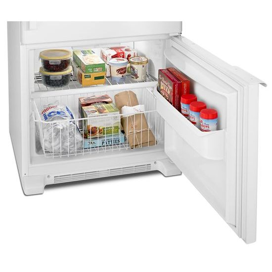 29-inch Wide Bottom-Freezer Refrigerator with Garden Fresh™ Crisper Bins -- 18 cu. ft. Capacity