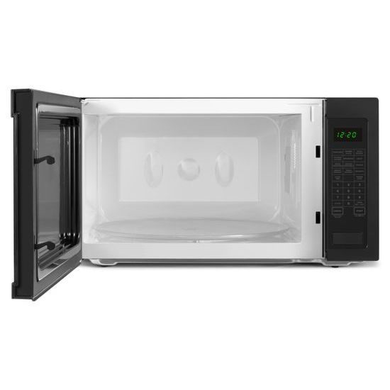2.2 Cu. Ft. Countertop Microwave with Add :30 Seconds Option