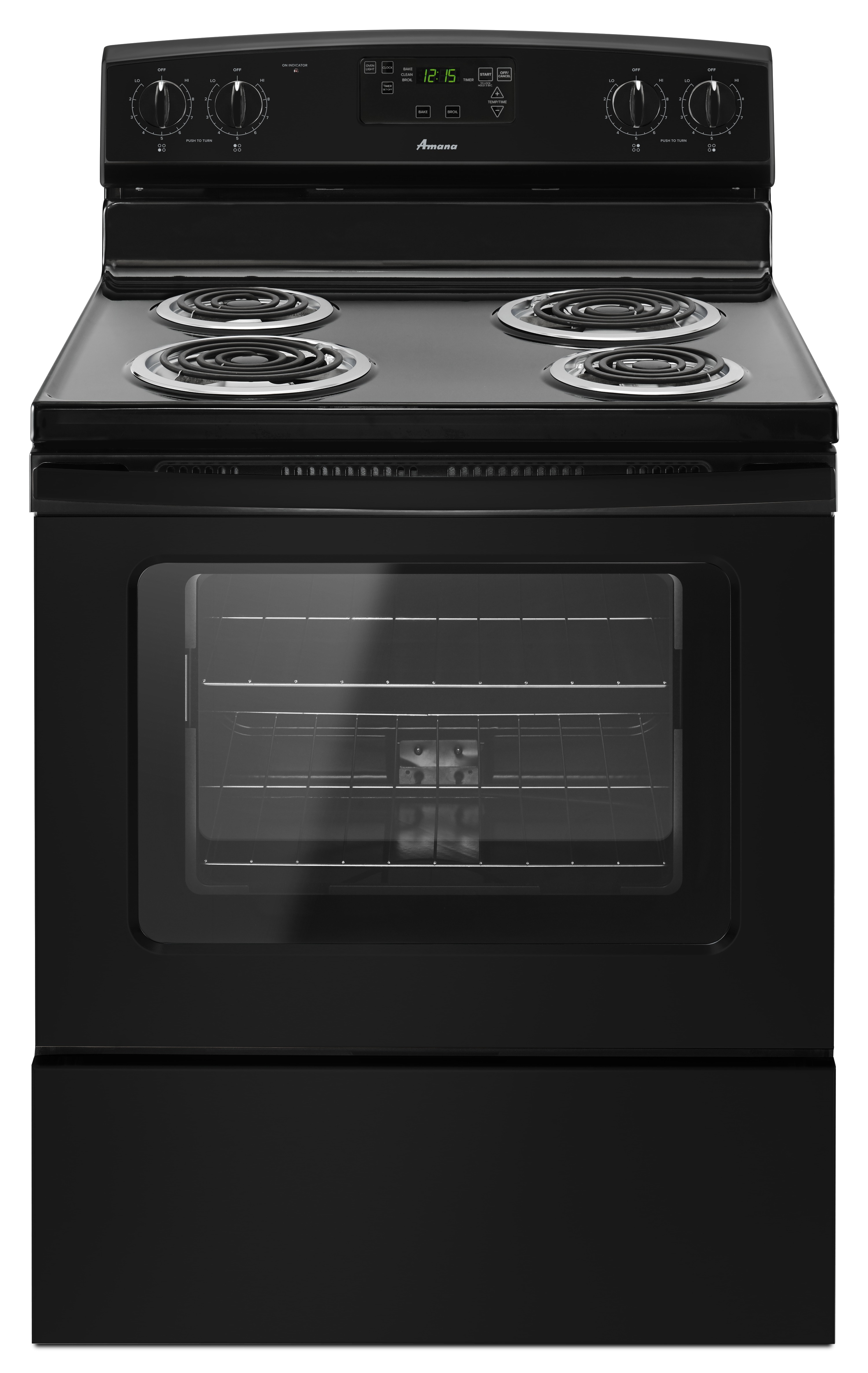 30-in. Amana Electric Range Oven with Storage Drawer