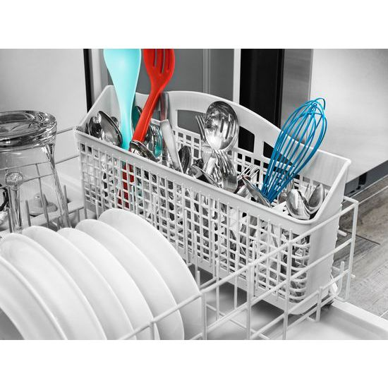 Dishwasher with Triple Filter Wash System