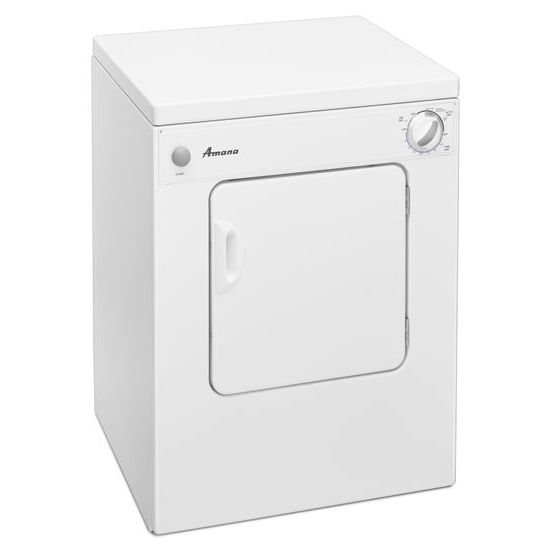 3.4 Cu. Ft. Compact Dryer with Sensor Dry