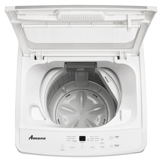 1.5 cu. ft. Compact Washer with Stainless Steel Tub