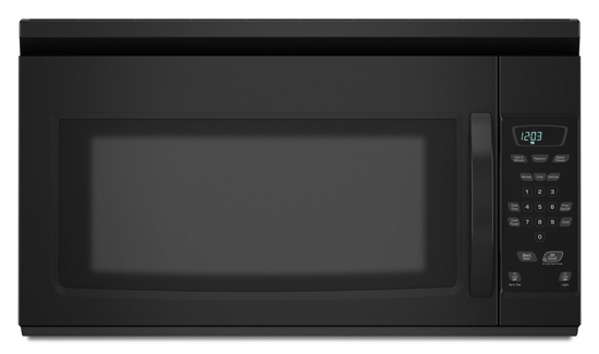 1.5 cu. ft. Amana Over the Range Microwave with Auto Defrost