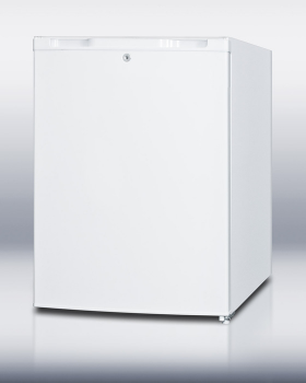 SUMMIT FSM50LESADA is an ideally sized counter height all-freezer designed for household use.