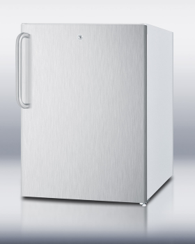 SUMMIT is an ADA compliant all-freezer designed for household use.