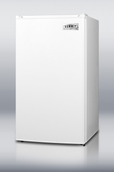 SUMMIT's FF41ES Series brings an ENERGY STAR qualified performance to a perfectly sized compact refrigerator-freezer.