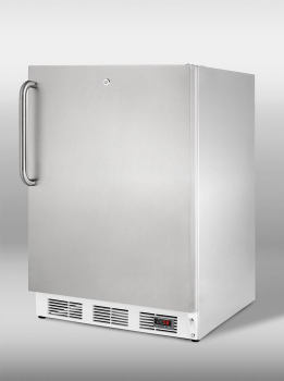SUMMIT's FF7LCSSWOPUB is a commercially approved all-refrigerator designed specially to store wine and ale under ideal conditions.