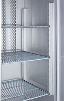 Model: SCFF496 | Summit Complete stainless steel construction for lasting durability