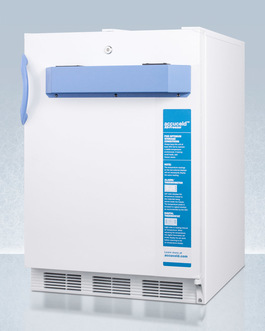 Model: VT65MLBIMED2ADA   Summit Designed and constructed to meet strict CDC and VFC freezer guidelines