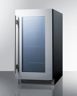 """Model: CL181WBV   Summit 18"""" Wide Built-In Beverage Center"""