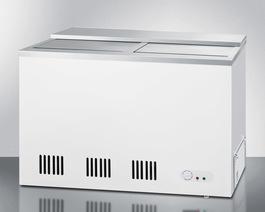 "Model: SCFR100MAN | Summit Full storage capacity inside a 23"" depth"