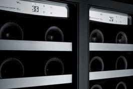 "Model: CL242WBV | Summit 24"" Wide Built-In Wine/Beverage Center"