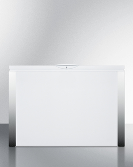 Frost-free operation and digital thermostat for low maintenance use