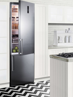 Model: FFBF181ESBI | Summit Designed for built-in installation in space-challenged kitchens