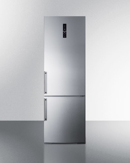 "Summit 24"" Wide Bottom Freezer Refrigerator"