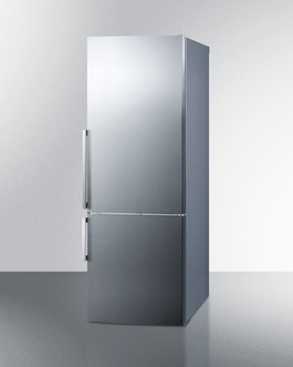 Model: FFBF287SSIM | Summit Made in Europe with an ENERGY STAR certified performance & factory installed icemaker