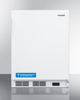 Summit -25°C energy efficient medical grade freezer