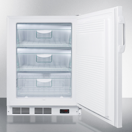 Model: VT65MLADA   Summit -25°C energy efficient medical grade freezer