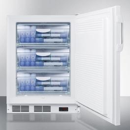 Model: ALF620L | Summit Operates at -25ºC for select medical & scientific applications