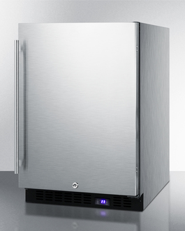 Model: SPFF51OSCSS | Summit True frost-free forced air cooling for optimum performance