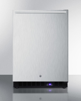 Summit True frost-free forced air cooling for optimum performance