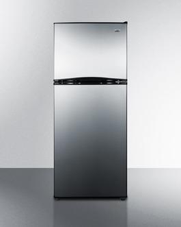 "Summit 24"" Wide Top Mount Refrigerator-Freezer"