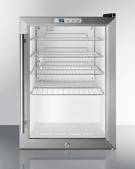 Stainless steel wrapped exterior cabinet for professional style