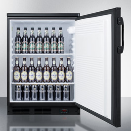 Model: FF7LBLPUB | Summit Made in Europe and customized for optimum storage of craft beer