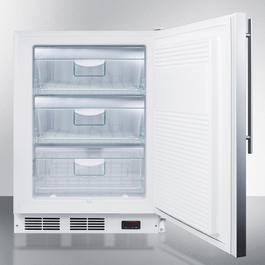 Model: VT65MLBISSHVADA | -25°C energy efficient medical grade freezer